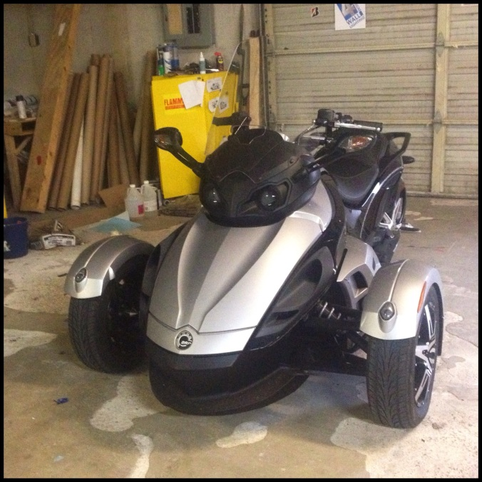Spyder Can Am